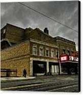 Memphis - The Orpheum 001 Canvas Print by Lance Vaughn