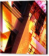 Merged - Arched Pink Canvas Print by Jon Berry OsoPorto