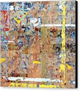 Messy Background Canvas Print by Carlos Caetano
