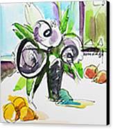 Mini Break 2 Canvas Print by Becky Kim