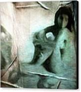 Mirror Room Canvas Print by Gun Legler