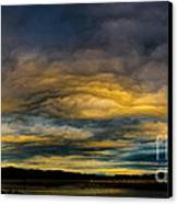Morning Canvas Canvas Print by Mitch Shindelbower
