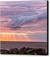 Morning Has Broken Canvas Print by Mary Amerman