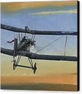 Morning Serenade Canvas Print by Wade Meyers