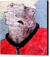Mortalis No. 10 Canvas Print by Mark M  Mellon