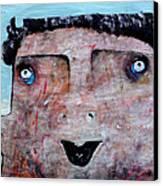 Mortalis No. 12 Canvas Print by Mark M  Mellon