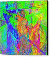 Mother Of Exiles 20130618m120 Canvas Print by Wingsdomain Art and Photography