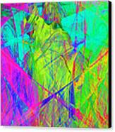 Mother Of Exiles 20130618m60 Long Canvas Print by Wingsdomain Art and Photography