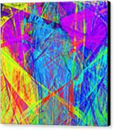 Mother Of Exiles 20130618p60 Long Canvas Print by Wingsdomain Art and Photography