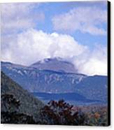 Mount Washington Canvas Print by Skip Willits