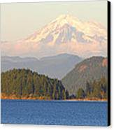 Mt Baker Canvas Print by Brian Harig