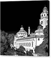Mueller'sches Volksbad - Munich Germany Canvas Print by Christine Till