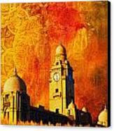 Municipal Corporation Karachi Canvas Print by Catf