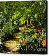 Muratie Gardens Canvas Print by Rick Bragan