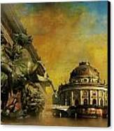 Museum Island Canvas Print by Catf