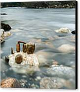 Mystic River II Canvas Print by Marco Oliveira