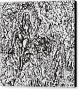 Nan Dungortheb Canvas Print by Rachel Christine Nowicki