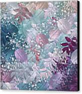 Naturaleaves - S1002b Canvas Print by Variance Collections