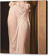 Nausicaa Canvas Print by Frederic Leighton
