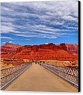 Navajo Bridge Canvas Print by Dan Sproul