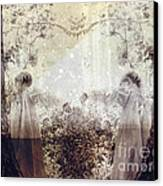 Never Grow Up Canvas Print by Ellen Cotton