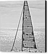 New Dawn - Sailing Into Calm Waters Canvas Print by Artist and Photographer Laura Wrede