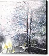 New England Landscape No.222 Canvas Print by Sumiyo Toribe