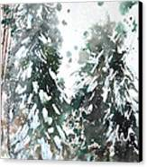 New England Landscape No.223 Canvas Print by Sumiyo Toribe