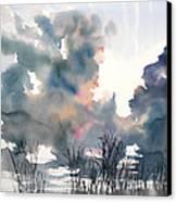 New England No.197 Canvas Print by Sumiyo Toribe