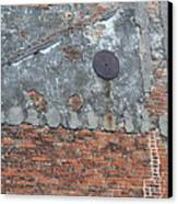 New Orleans Wall Canvas Print by Bill Mock