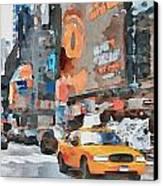 New York 6 Canvas Print by Yury Malkov