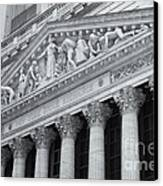 New York Stock Exchange II Canvas Print by Clarence Holmes