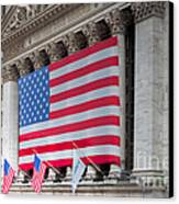 New York Stock Exchange IIi Canvas Print by Clarence Holmes