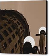 Night Light Canvas Print by Steven Milner