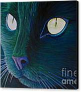 Night Vision Canvas Print by Brian  Commerford