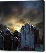Nightmare Hill Canvas Print by Svetlana Sewell