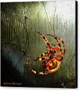 Nightmares Canvas Print by Karen Slagle