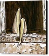 Nirvana. Canvas Print by Shlomo Zangilevitch
