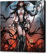 No Tommorow 01a Canvas Print by Zenescope Entertainment