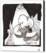 Noctis No. 9  Canvas Print by Mark M  Mellon