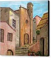 Nola Canvas Print by Pamela Allegretto