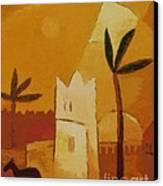 North Africa Canvas Print by Lutz Baar