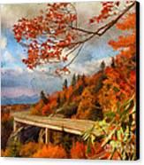 North Carolina  Canvas Print by Darren Fisher