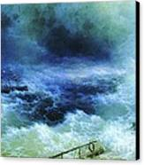 Ocean Canvas Print by Pg Reproductions