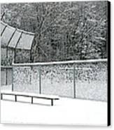 Off Season Canvas Print by Ann Horn