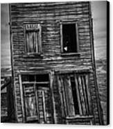 Old Bodie Building Canvas Print by Garry Gay