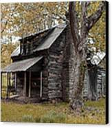 Old Home Place Canvas Print by TnBackroadsPhotos