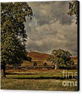 Old John Bradgate Park Leicestershire Canvas Print by John Edwards