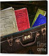 Old School Days Canvas Print by Kaye Menner