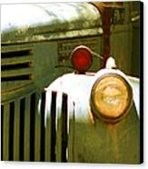 Old Truck Abstract Canvas Print by Ben and Raisa Gertsberg